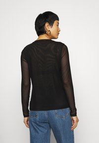Banana Republic - Long sleeved top - true black - 2