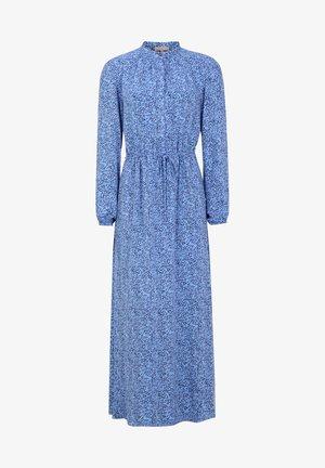 Maxi-jurk - aviaja print blue
