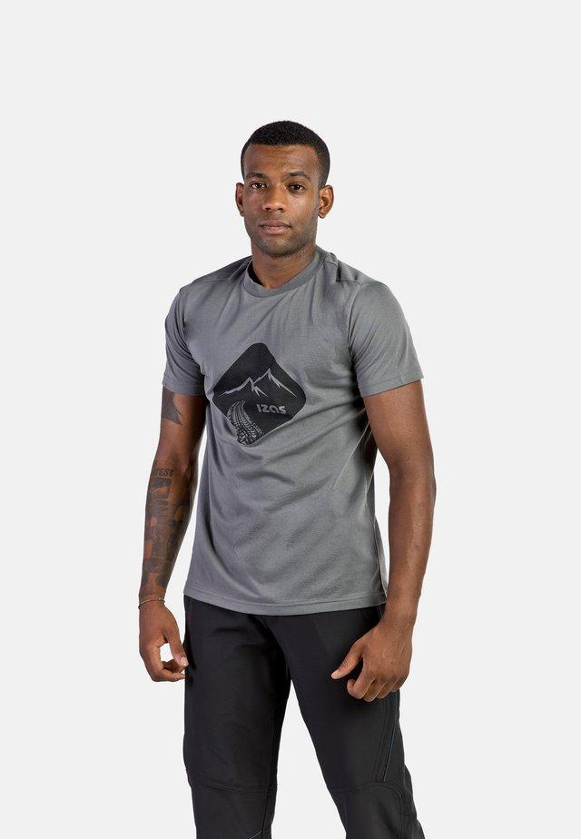 Camiseta estampada - smoke