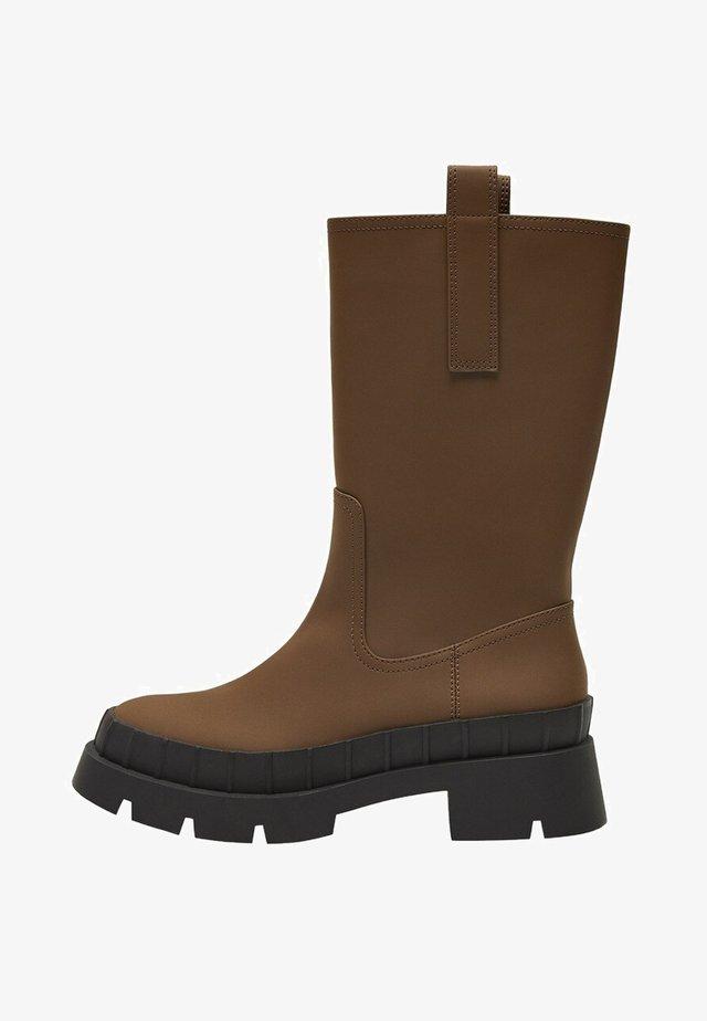 TOE - Støvler - braun