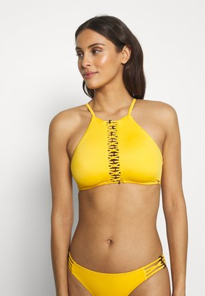 SOARA COCO - Bikini top - golden rod
