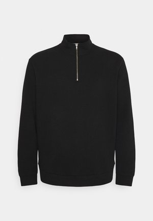 ONSCERES LIFE HALF ZIP - Collegepaita - black