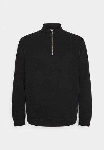 ONSCERES LIFE HALF ZIP - Sweatshirt - black