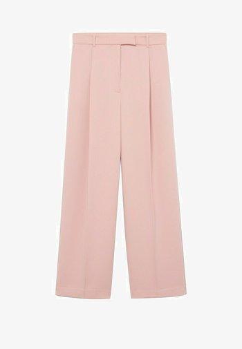 Pantalon classique - pastelroze