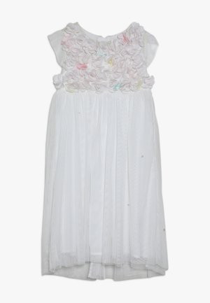 CEREMONY DRESS - Vestito elegante - white