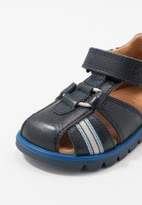 Froddo - KEKO MEDIUM FIT - Baby shoes - dark blue - 2