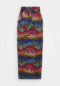 Never Fully Dressed Tall - LEOPARD JASPRE SKIRT - Pencil skirt - multi-coloured - 0