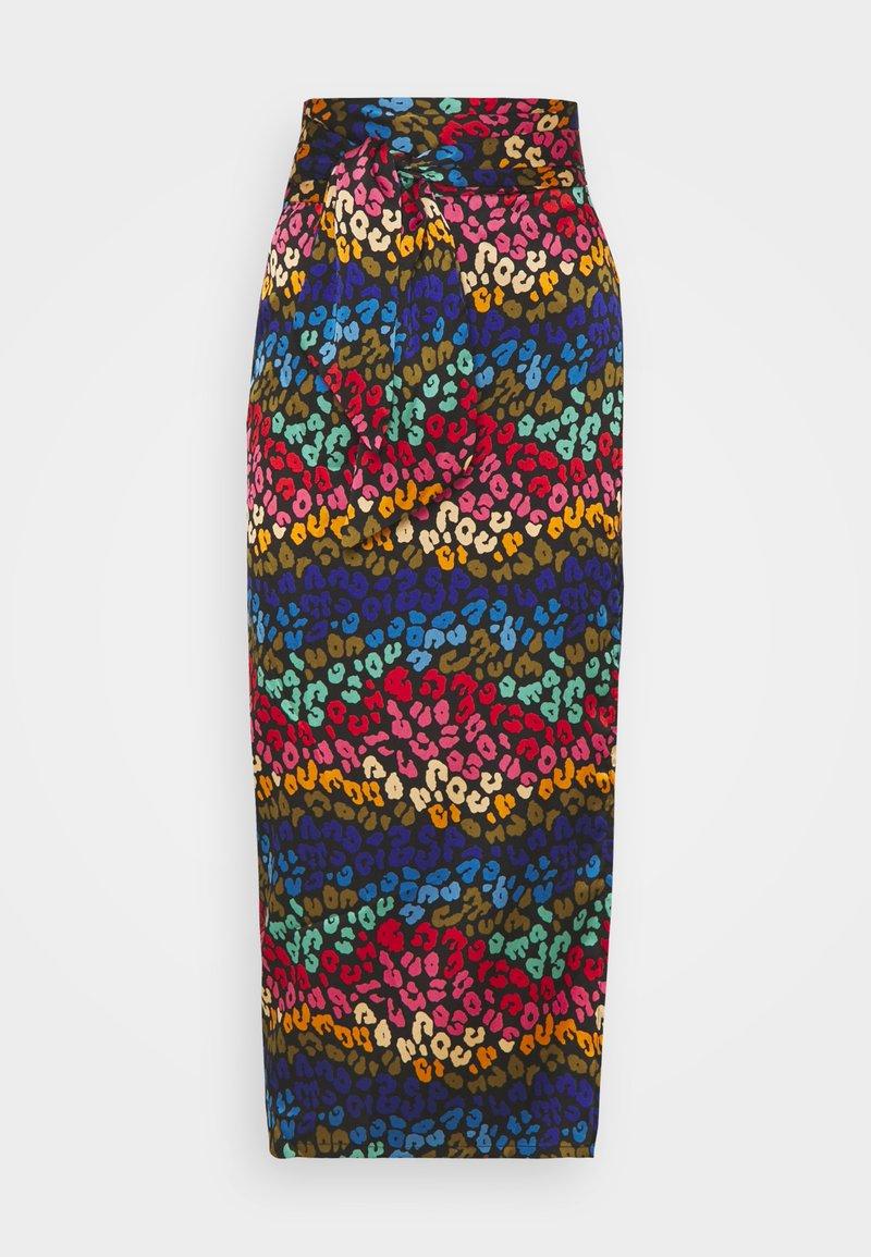 Never Fully Dressed Tall - LEOPARD JASPRE SKIRT - Pencil skirt - multi-coloured