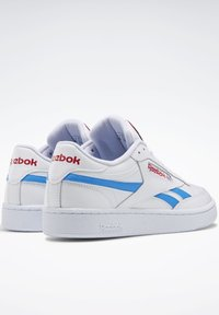 Reebok Classic - CLUB C REVENGE SHOES - Trainers - white - 5