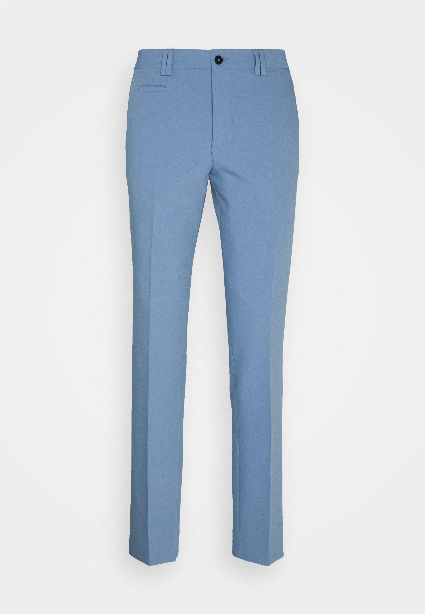 Men OSTFOLD SLIM TROUSERS - Trousers