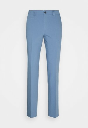 OSTFOLD SLIM TROUSERS - Trousers - baby blue