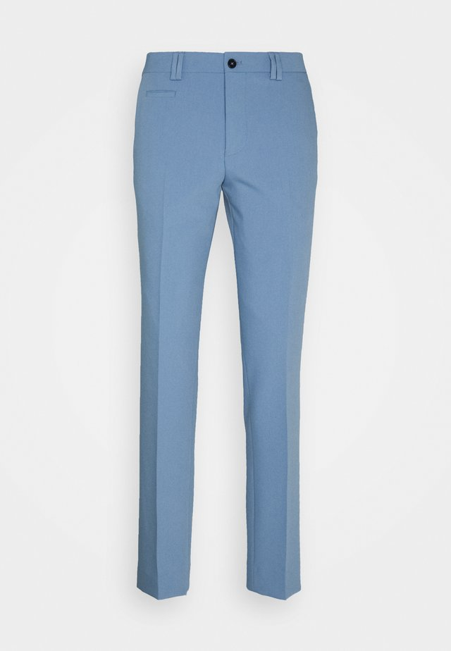 OSTFOLD SLIM TROUSERS - Broek - baby blue