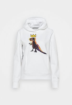 JEAN MICHEL BASQUIAT PEZ DISPENSER HOODIE - Mikina - white