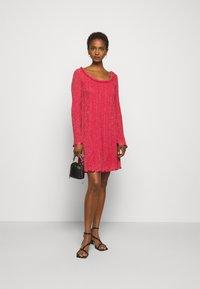 M Missoni - ABITO - Pletené šaty - red - 1