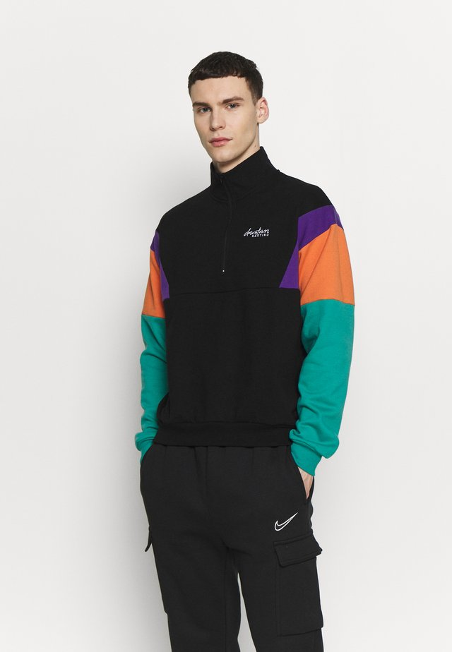CREW COLIN - Sweatshirt - black