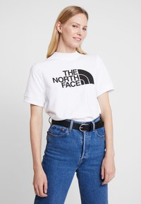 The North Face - GRAPHIC - Print T-shirt - white - 0
