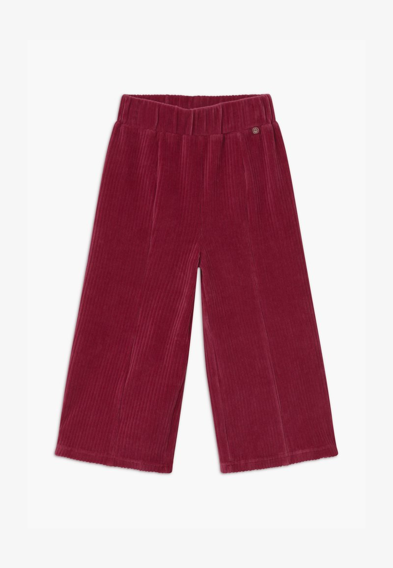 Lemon Beret - SMALL GIRLS PANTS - Trousers - rio red