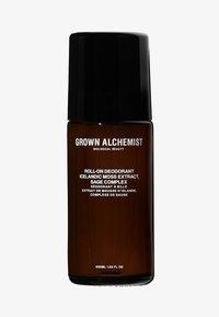Grown Alchemist - ROLL-ON DEODORANT ICELANDIC MOSS EXTRACT, SAGE COMPLEX - Déodorant - - - 0