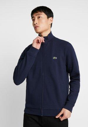 SH4317 - veste en sweat zippée - marine