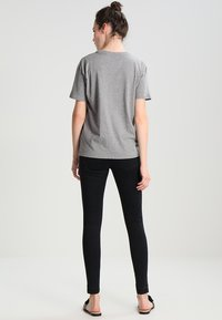 Dr.Denim - LEXY - Jeans Skinny Fit - wrecking black - 3
