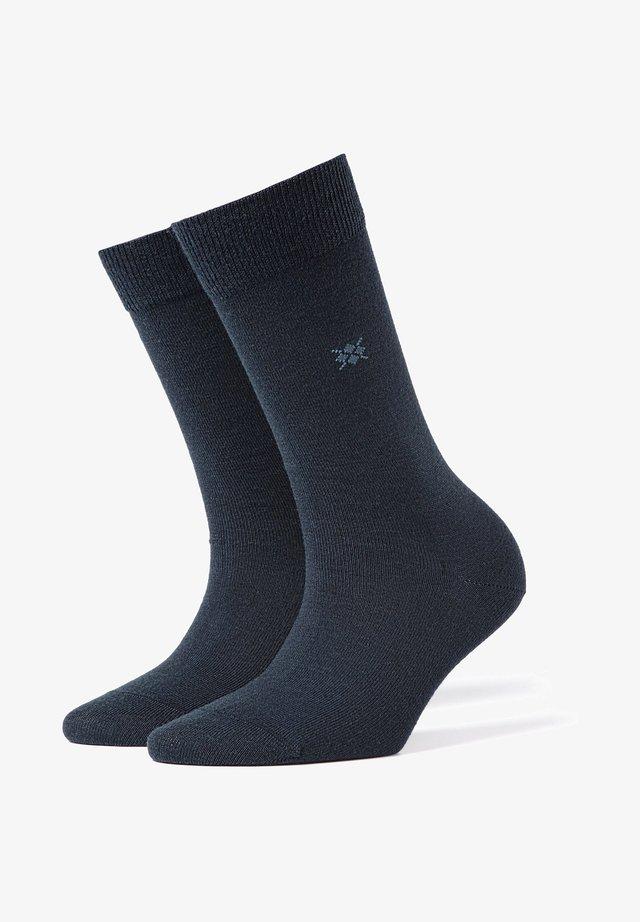 BLOOMSBURY  - Socks - marine (6120)