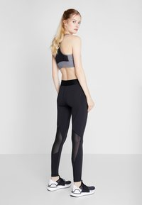 adidas Performance - ASK LONG - Leggings - black/white - 2