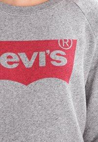Levi's® - RELAXED GRAPHIC CREW - Sweatshirt - smokestack heather - 4