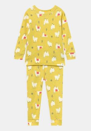 TODDLER GIRL LLAMA - Pyjama set - yellow