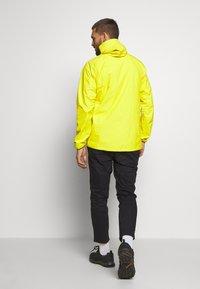 Haglöfs - JACKET MEN - Hardshell jacket - signal yellow - 2