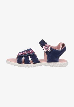 Sandals - nautical/candy