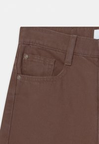 Grunt - CHOCO  - Jeans baggy - brown - 2