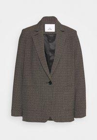Won Hundred - LINDA - Short coat - brown melange - 6