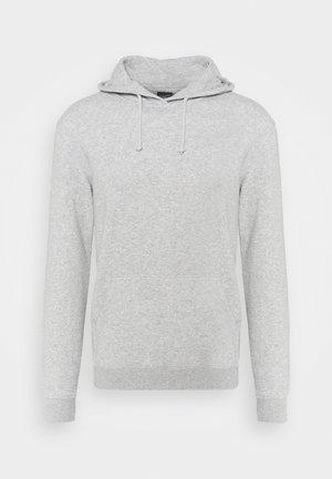 ESSENTIAL UNISEX - Hoodie - light grey marle
