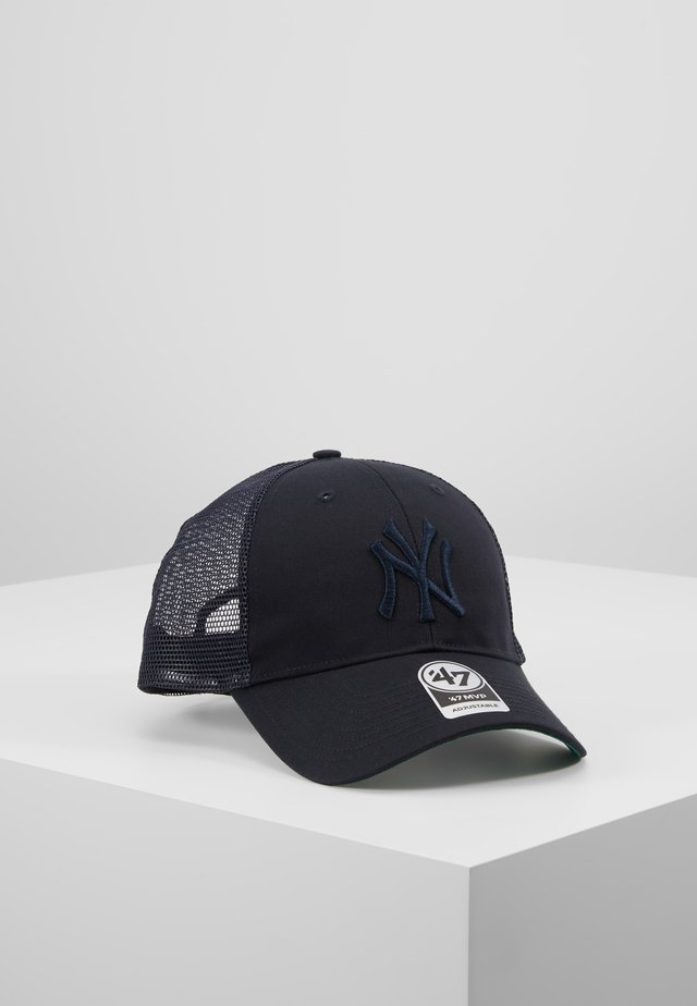 NEW YORK YANKEES BRANSON UNISEX - Kšiltovka - navy