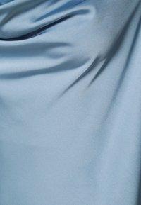River Island - SAPPHIRE COWL NECK - Blouse - blue - 2