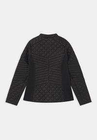 Barbour - GIRLS FORMATION QUILT - Light jacket - black - 1
