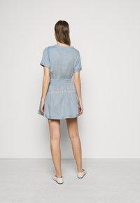 CECILIE copenhagen - SKIRT - A-line skirt - cloud - 2