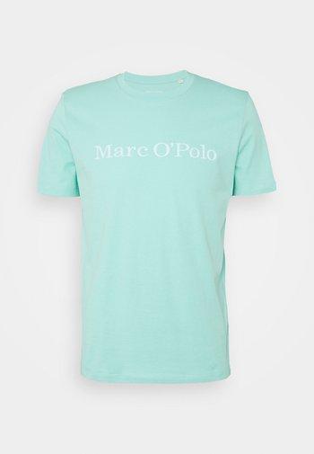 SHORT SLEEVE - T-shirt imprimé - mint