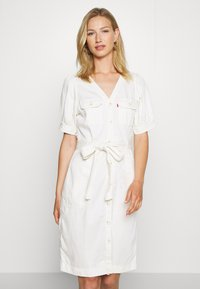 Levi's® - BRYN DRESS - Denim dress - soft dunes - 0