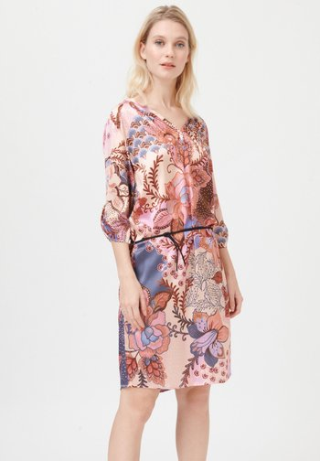 MAYA - Day dress - prairie rose