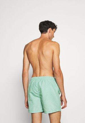 JWHMALIBU SWIM SHARK - Swimming shorts - cascade