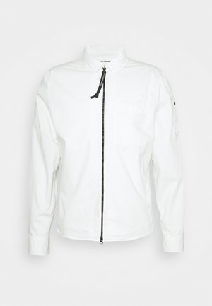 Summer jacket - gauze white