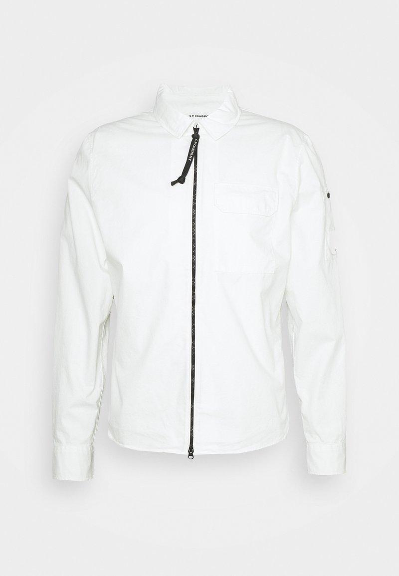 C.P. Company - Summer jacket - gauze white