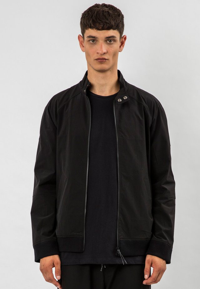 PITCH  - Giubbotto Bomber - black