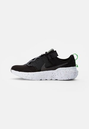 CRATER IMPACT  - Trainers - black/iron grey-off noir-dk smoke grey-mean green-white