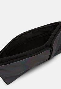 adidas Performance - SLIM TRAINING SPORTS WAISTBAG UNISEX - Across body bag - black - 3
