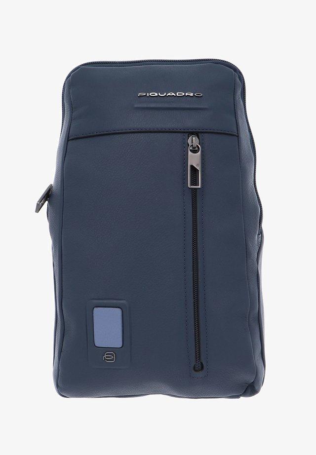 AKRON  - Across body bag - blu