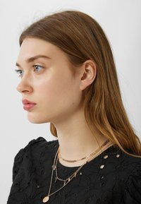 Stradivarius - 5ER-SET - Necklace - gold - 2