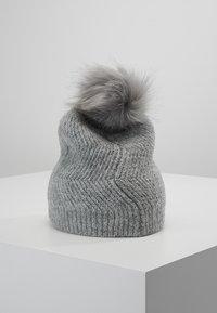 Anna Field - Bonnet - grey - 2
