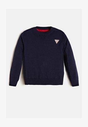 Sweter - dunkelblau